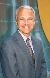 headshot photo of Dr. Jim Doti
