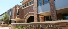 Keck Center for Science and Engineering Rendering