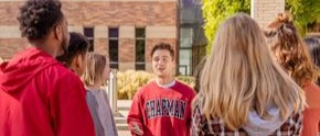 Admitted students at Chapman University