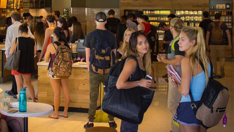 Starbucks at Chapman