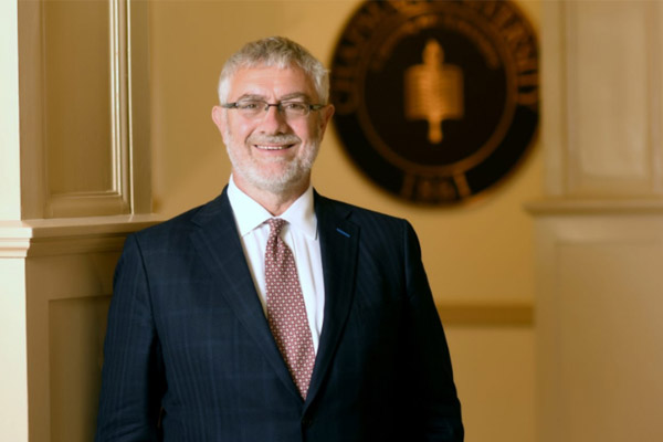 Picture of Chapman University President, Daniele C Struppa Ph.D