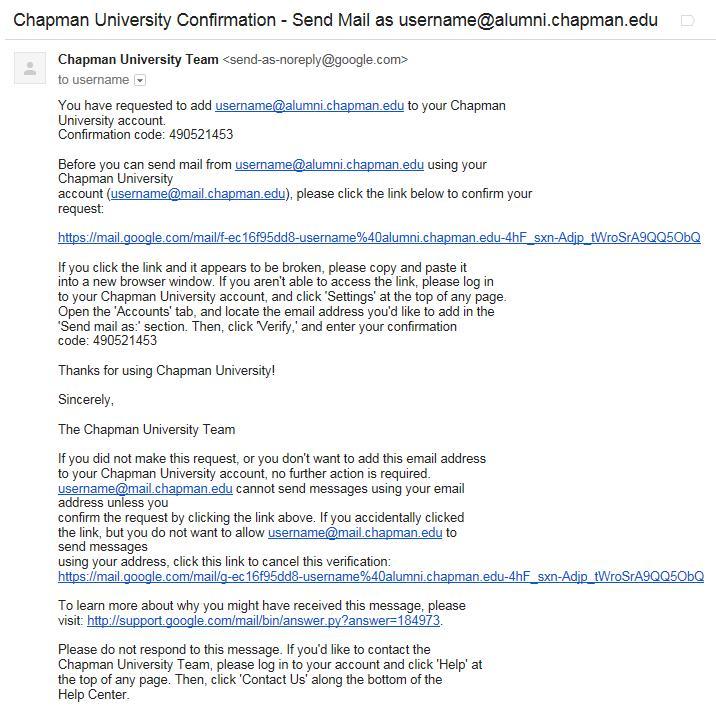 Good Chapman University