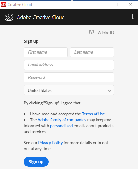 Adobe Creative Cloud | Information Systems & Technology