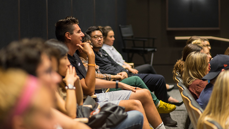 Italian Florence: Film Studies Degree Program
