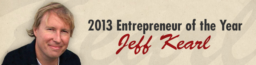Entrepreneur of the Year masthead