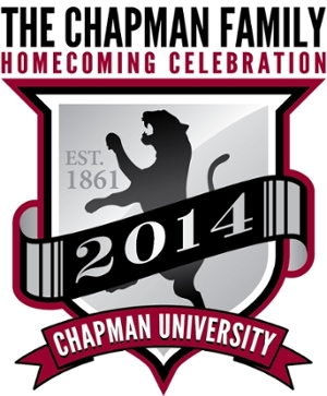 Crest logo for The Chapman Family Homecoming Celebration