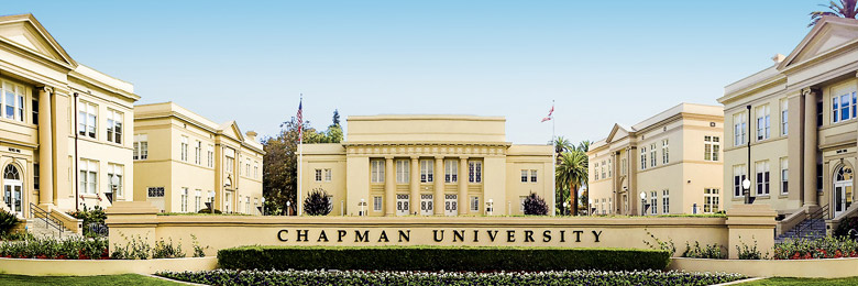 Memorial Hall at Chapman University