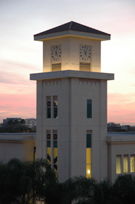 Kennedy Hall bell tower
