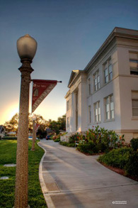 Reeves Hall at Chapman University