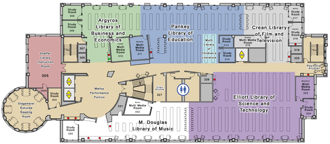 Chapman University Map Visit the Leatherby Libraries | Leatherby Libraries | Chapman