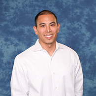 headshot photo of Dr. Francis Dizon