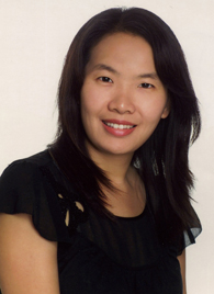 headshot photo of Janet Kao
