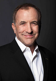 headshot photo of Dr. Michael Shermer