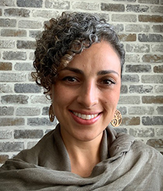 headshot photo of Dr. Annmary Abdou
