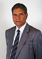 headshot photo of Dr. Aftab Ahmed