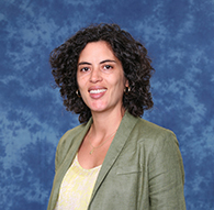 headshot photo of Dr. Sandra Alvarez
