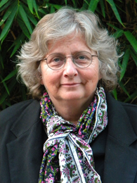 headshot photo of Dr. Carolyn Brodbeck