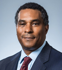 headshot photo of Dr. Lawrence Brown