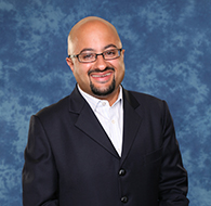 headshot photo of Dr. Jivas Chakravarthy