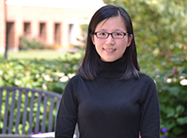 headshot photo of Dr. Jing Liu