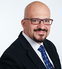 headshot photo of Dr. Khaled Elsaid