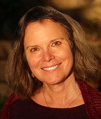 headshot photo of Dr. Carolyn Forche