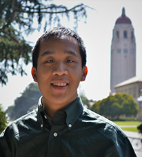 headshot photo of Dr. Jeremy Hsu