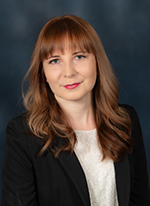 headshot photo of Dr. Vera Ivanova