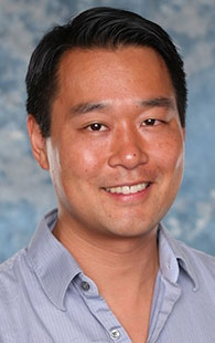 headshot photo of Dr. Christopher Kim