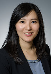 headshot photo of Dr. Yang Liu