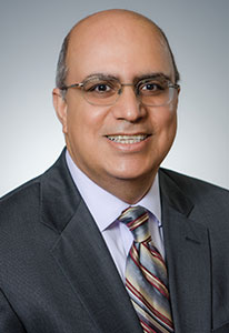 headshot photo of Dr. Keykavous Parang