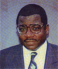 headshot photo of Dr. William Stallworth
