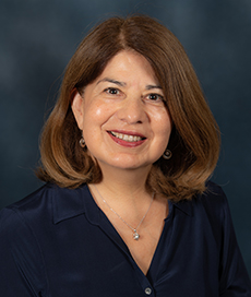 headshot photo of Dr. Margie Curwen