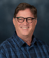 headshot photo of Dr. Michael Hass