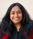 headshot photo of Dr. Deepa Badrinarayana