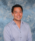 photo of Christopher Kim. Ph.D.