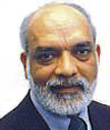 headshot photo of Dr. Ramesh Singh