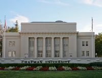 Memorial Hall at Chapman University