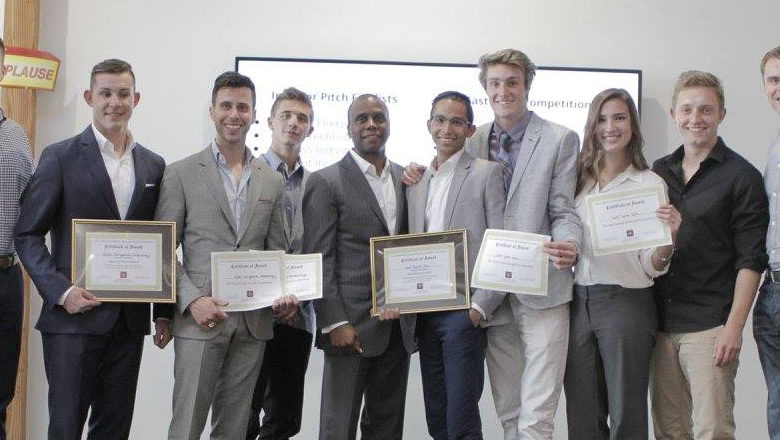 california business plan competition