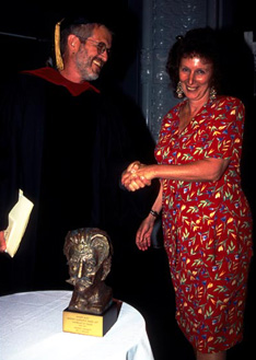 1999 Albert Schweitzer Award of Excellence