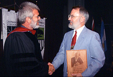 2001 Albert Schweitzer Award of Excellence