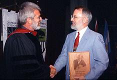 2001 Albert Schweitzer Award of Excellence