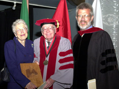 2002 Albert Schweitzer Award of Excellence
