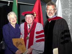 2002 Albert Schweitzer Award of Excellence
