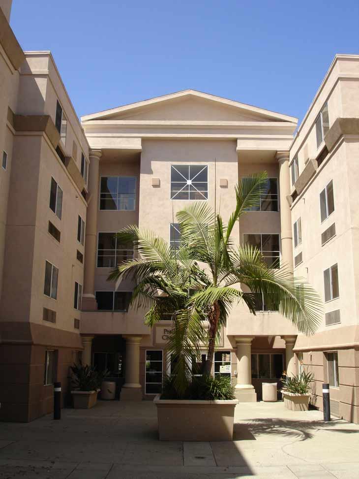 Chapman University Freshman Dorms Pralle-Sodaro Hall | O...