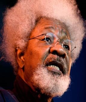 photo of Wole Soyinka